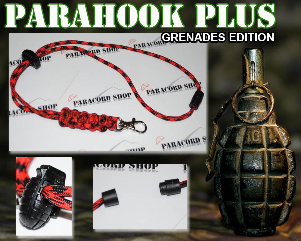 Parahook PLUS con GRANATA