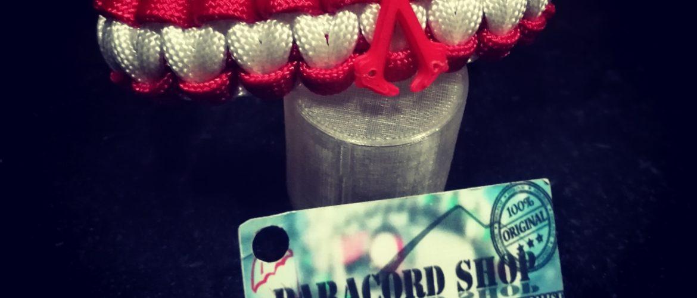 AssassinsCreed Paracord550 bracciale