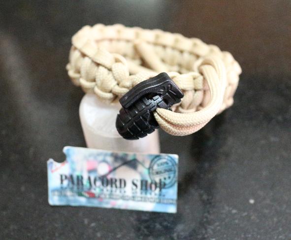 Granata! paracord 550 bracelet