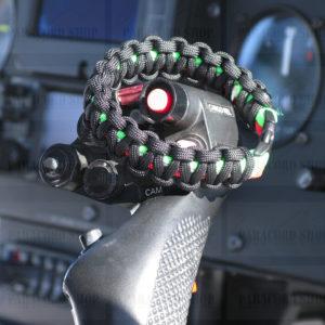 Anima Italiana il primo bracciale in PARACORD 550 con il Tricolore Italiano