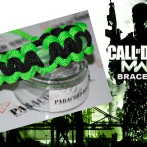 Braccialetto in PARACORD , CALL OF DUTY MW3