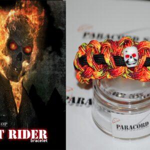 Ghost Rider , Paracord Bracelet