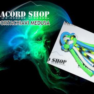 Portachiavi medusa , Jellyfish in PARACORD 550