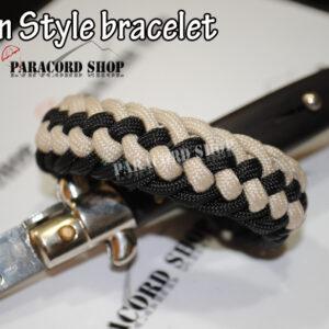 Italian Style , Braccialetto in PARACORD 550