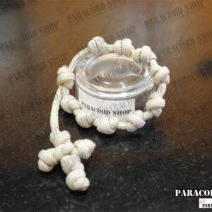 Decenarios rosario Braccialetto in PARACORD 550