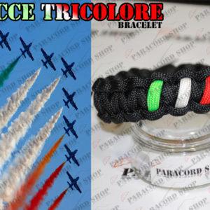 Frecce Tricolore , Bracciale in PARACORD 550