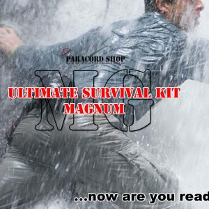 MG , ULTIMATE SURVIVAL KIT MAGNUM , NOW ARE YOU READY