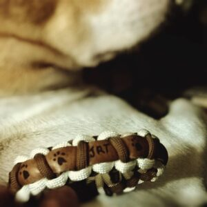 JRT – Jack Russell Terrier Paracord 550 Bracelet