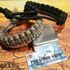 Mad Max  Paracord 500 bracelet , il bracciale ispirato al FILM