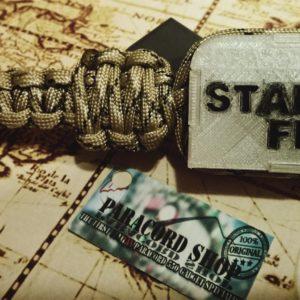 Star Fire , kit in PARACORD 550 dedicato al FUOCO