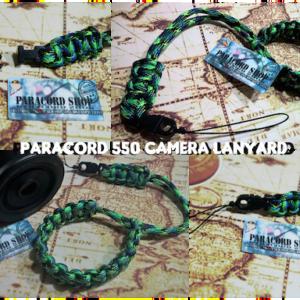 Camera Lanyard – laccetto per fotocamera in PARACORD 550 ORIGINALE