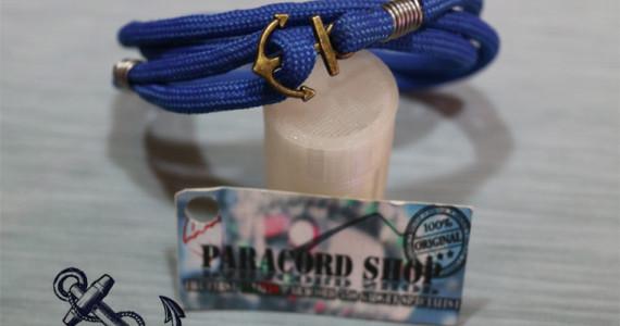 rivenditore online e18bc 3c810 bracciali marinari   Paracordshop